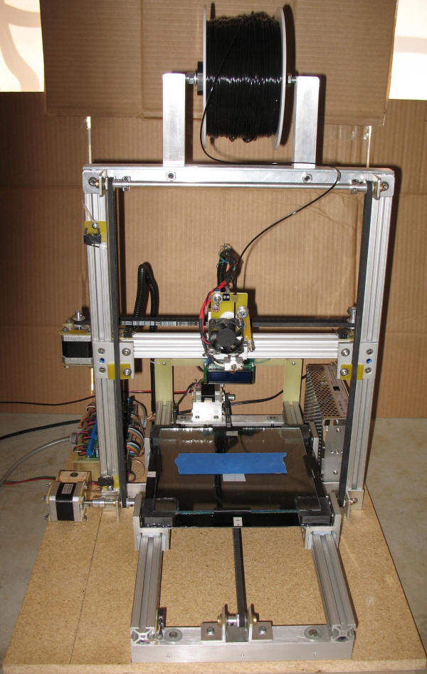 My journey into building a 3d printer from old printer for 3d printer plan