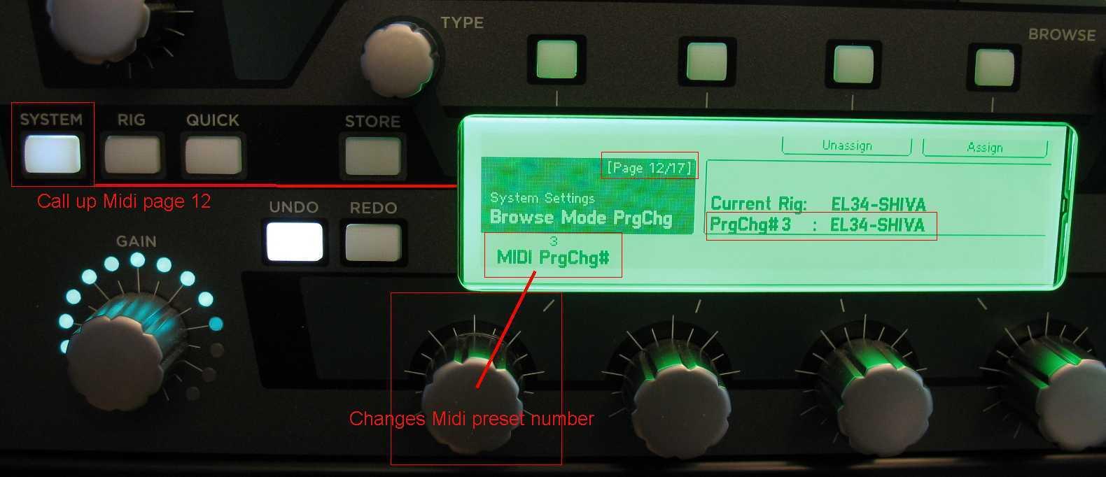 Behringer FBCB1010 Mods