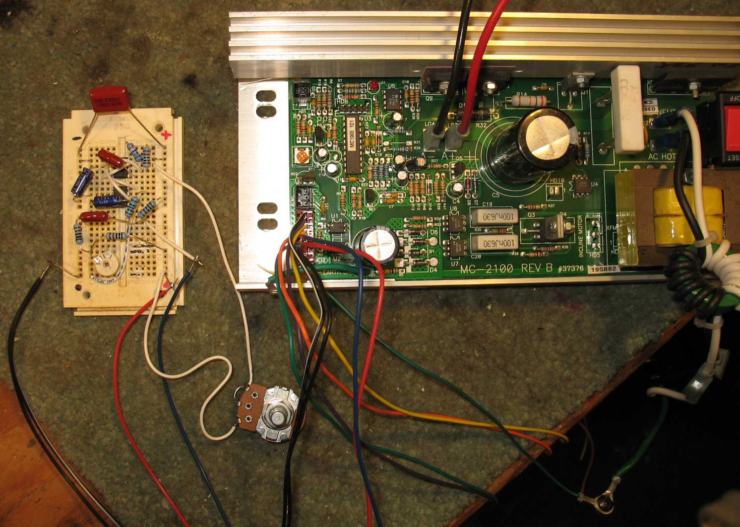 Mc 2100 Motor Controller Sons Of Invention Analog Integrated Circuits Batteries Not Needed The Mitre Doug 927 Am On October 30 2015 Permalink Reply