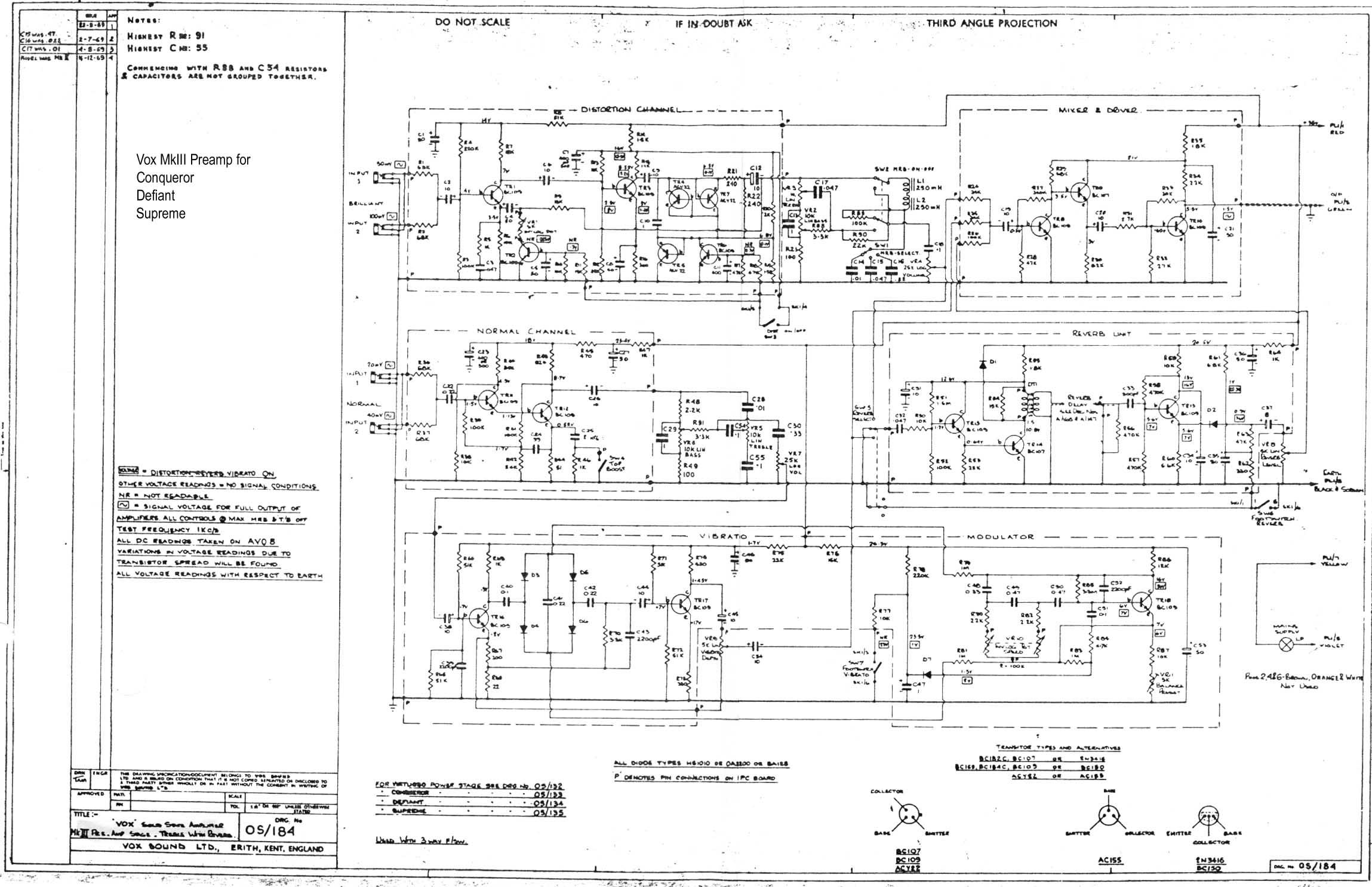 Vox Schematics - Tube amp Schematics on vox ac15c1 schematic, vox da5 schematic, vox ad100vt schematic, vox ac30 schematic,