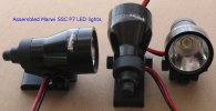 Bike Light Parts