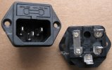 Fuse Holders-Cords-AC Items